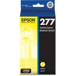 Epson Claria 277 Ink Cartridge - Yellow EPST277420
