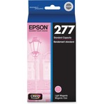 Epson Claria 277 Ink Cartridge - Light Magenta EPST277620