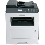 Lexmark MX310DN Laser Multifunction Printer - Monochrome - Plain Paper Print - Desktop LEX35S5700