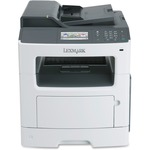 Lexmark MX410DE Laser Multifunction Printer - Monochrome - Plain Paper Print - Desktop LEX35S5701