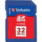 Verbatim 32GB SDHC Card (Class 4) VER97990