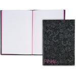 Pink n Black Black n' Red Notebook JDK400015934