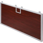 Lorell Concordia Series Laminate Desk Ensemble LLR81919