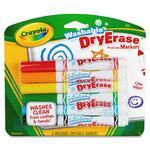 Crayola Crayola Dry-erase Washable Broadline Markers CYO985806