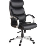 Lorell Executive Bonded Leather High-back Chair LLR60620