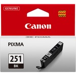 Canon CLI-251BK Ink Cartridge CNMCLI251BK