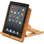 Baumgartens Qi Bamboo iPad Stand BAU10426