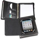 "Samsill Carrying Case (Flap) for 10.1"" iPad, Tablet PC - Black SAM15600"
