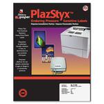 SJ Paper PlazStyx Pressure-Sensitive Label SJPSL11346