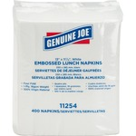 Genuine Joe White Lunch Napkins GJO11254