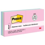 Post-it Greener Pop-Up Notes Original Recy Pads MMMR330RP6AP