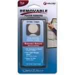 Velcro Removable Adhesive Poster Hanger VEK91638