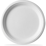 Eco-Products Sugarcane Fiber Plates ECOEPP013PK