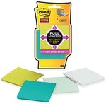 Post-it 3x3 Super Sticky Full Adhesive Notes MMMF3304SSFM