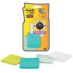 Post-it 2x2 Super Sticky Full Adhesive Notes MMMF2208SSFM