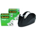 Scotch Magic Tape with C29 Tape Dispenser MMM810K2C29