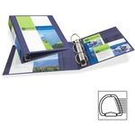 Avery 1-Touch Hvy-duty EZD Lock Ring View Binder AVE79339