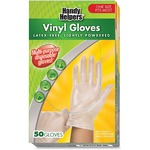 Medline Latex-free Multipurpose Vinyl Gloves MIIHH4035