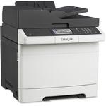 Lexmark CX410E Color Laser Multifunction Printer (28D0500)