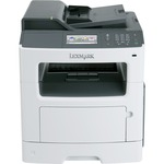 Lexmark CX410DE Laser Multifunction Printer - Color - Plain Paper Print - Desktop LEX28D0550