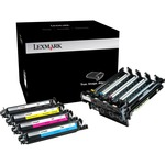 Lexmark 700Z5 Black and Colour Imaging Kit LEX70C0Z50