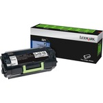 Lexmark 521 Return Program Toner Cartridge LEX52D1000