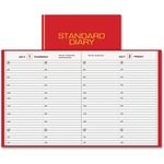 At-A-Glance Standard Diary Daily Appointment Book AAGSD91013