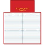 At-A-Glance Standard Diary Daily Diary AAGSD36613