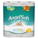 Angel Soft PS 24 Roll Bathroom Tissue GEP77239CT