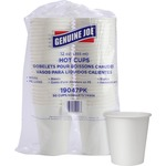 Genuine Joe Lined Disposable Hot Cups (19047PK)