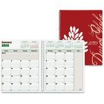 Rediform DuraGlobe Monthly Planner REDC235F83T
