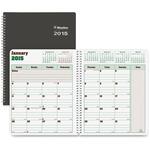 Rediform DuraGlobe Monthly Planner REDC23581T