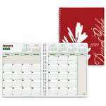 Rediform DuraGlobe Monthly Planner REDC230F83T