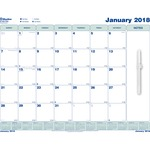 Rediform Static Cling Monthly Wall Calendar c151731