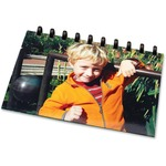 Swingline Pre-punched Photo-size Zipbind Covers SWI26012