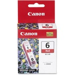 Canon BCI-6R Ink Cartridge - Red CNMBCI6R