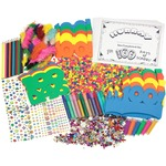 ChenilleKraft 100th Day Of School Activity Box 1737