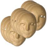 Chenillekraft Paper Mache Masks