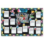 Carson-Dellosa Rock Star Bulletin Board Set CDP110150