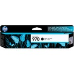HP 970 Ink Cartridge - Black HEWCN621AM