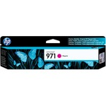 HP 971 Ink Cartridge - Magenta HEWCN623AM