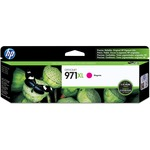 HP 971XL Ink Cartridge - Magenta HEWCN627AM