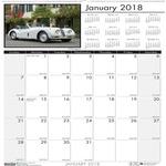 House of Doolittle Classic Cars Wall Calendar HOD3771