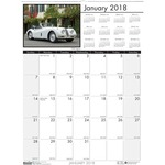 House of Doolittle Classic Cars Wall Calendar HOD3772