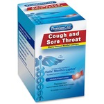 PhysiciansCare Cherry Flavored Cough/Sore Throat Lozenges (Compare to Halls), 50 Lozenges ACM90306