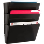 Sparco Mountable Wall File Pockets SPR60000