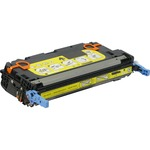 Skilcraft Toner Cartridge - Remanufactured for HP (Q7582A) - Yellow SKLQ7582A