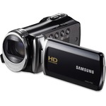 "Samsung HMX-F90 Digital Camcorder - 2.7"" LCD - CMOS - Full HD - Black SASHMXF90BNXAA"