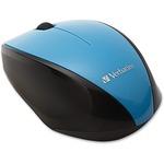 Verbatim Wireless Multi-Trac Blue LED Optical Mouse - Blue VER97993