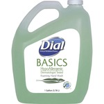Dial Basics Foaming Soap w/ Aloe DPR98612